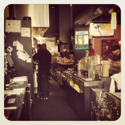 Jack Beagle's Bar View
