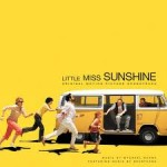 """The Little Miss Sunshine Soundtrack"" albumn cover"