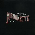 """""""Mignonette"""" albumn cover"""
