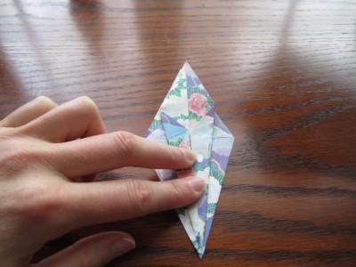 Folding in Left Point