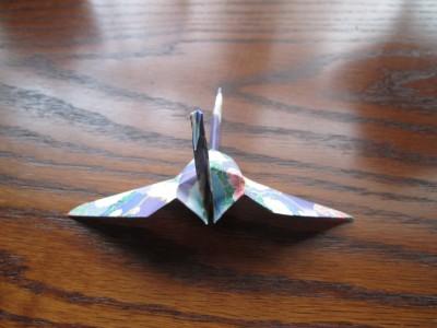 Inflated Crane