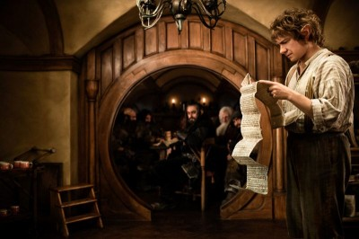 The Hobbit: Bilbo and Dwarves