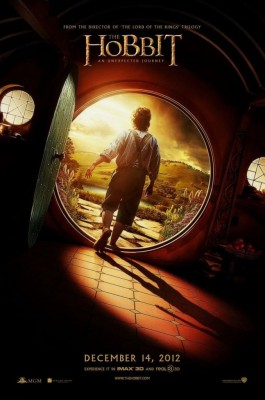 The Hobbit 12/14/2012 Movie Poster
