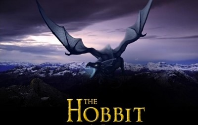 The Hobbit Smaug poster