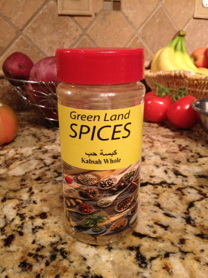 Whole kabsa spice
