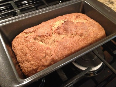 HannaH Banana Bread