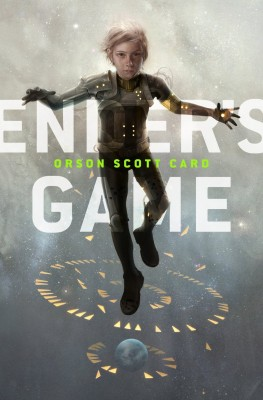 """""""Ender's Game"""" book cover"""
