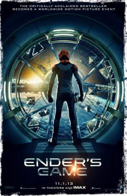 """Ender's Game"" movie poster"