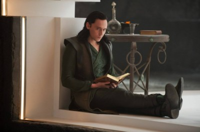 Tom Hiddleston as Marvel's Loki - Thor: The Dark World