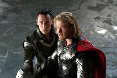 Loki and Thor team up.
