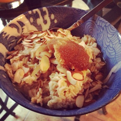 Real Maple and Brown Sugar Oatmeal